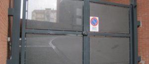 pronto intervento cancello a due ante Serai Torino