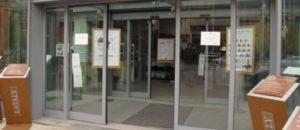 pronto intervento Gilgen porte automatiche per negozi Torino